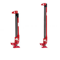 3 Ton Alloy Steel 48 Inch Farm Lift Jack  With Powder Coated