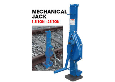 Red Blue Rack Pinion Jack Save Labour And Specification Completed