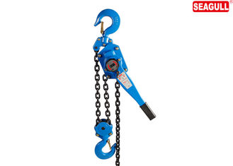 Safety  6 Ton Steel Chain Lever Hoist Hand Lifting Tools For Building- CE/GS certified