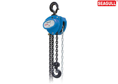 Construction Equipment  Manual Chain Pulley Block , Hand Chain Hoist 2 Ton