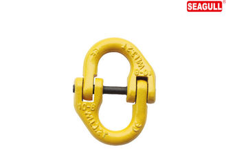 Yellow Rigging Hardware 15t Alloy Steel Connecting Chain Link SLR074-G80