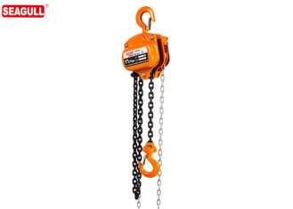 Automatic Double Pawl Braking Chain Block Manual Lifting Chain Hoist Capacity 1500kg