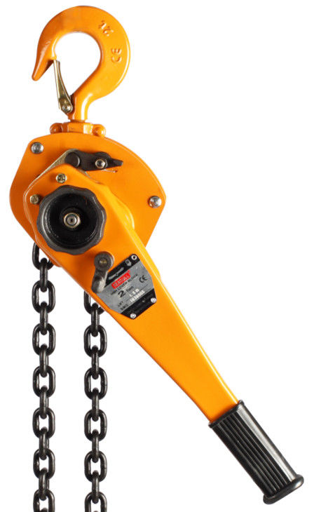 High Efficiency Industrial Lifting Equipment Lever Chain Block 0.25T - 9T