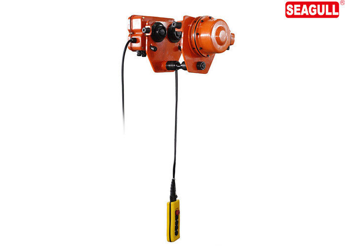 3000kg 3 Phase Electric Chain Hoist For Material Handling  , Electric Hoist Trolley