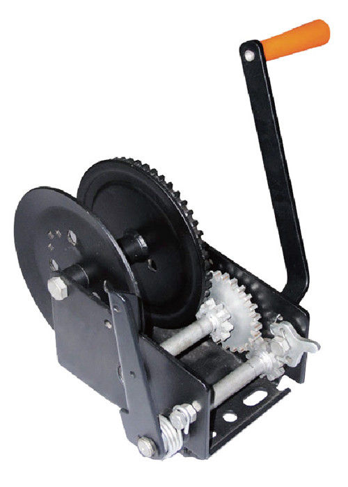 Heavy Duty Manual Hand Winch , Lifting Equipment Popular Sale